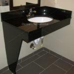 Public Restroom Granite