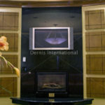 SpringHill Suites Fireplace