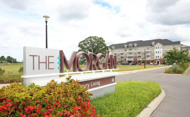 THE MORGAN APARTMENTS  (1)